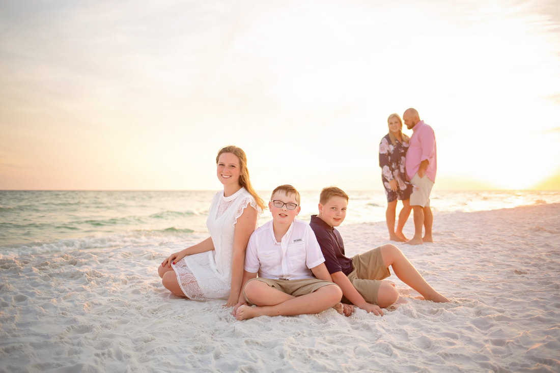 Destin Beach Portrait